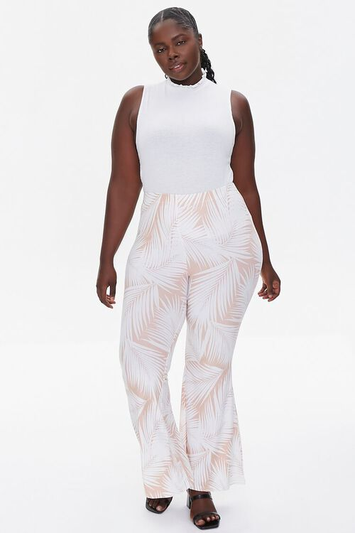 Plus Size Patterned Jordyn Pants, image 1