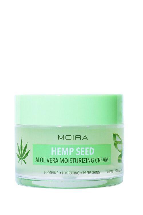 Hemp Seed Aloe Vera Moisturizing Cream, image 1