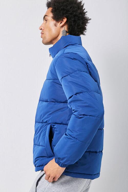 Zip-Up Puffer Jacket, image 2