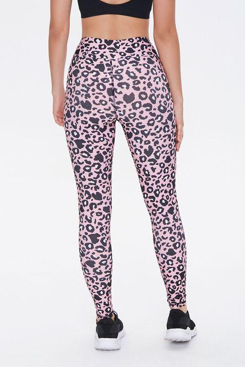 Active Leopard Print Leggings, image 4