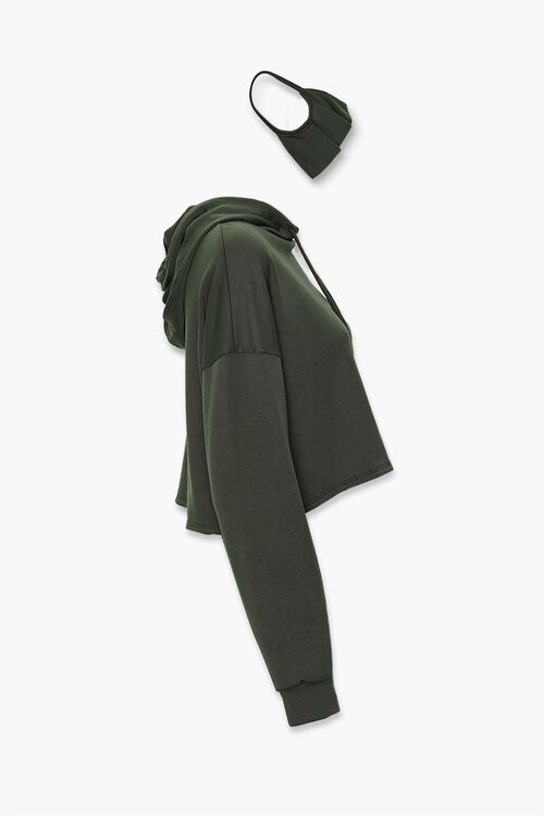 Hooded Top & Face Mask Set, image 2