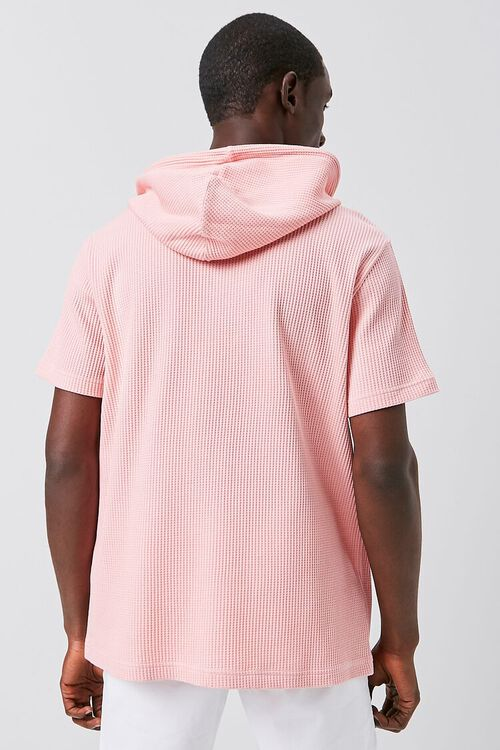 Ribbed Knit Hooded Top, image 3