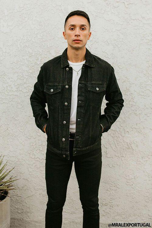 Button-Down Denim Jacket, image 6