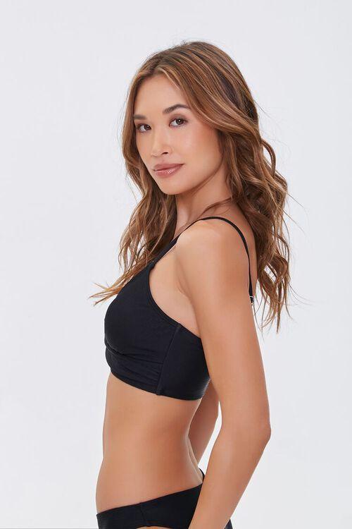 Crisscross Bralette Bikini Top, image 2