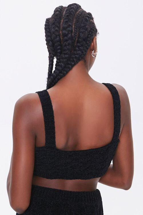 Sweater-Knit Crop Top, image 3