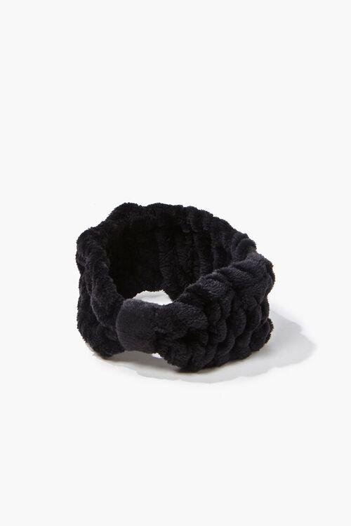 Plush Gathered Headwrap, image 2