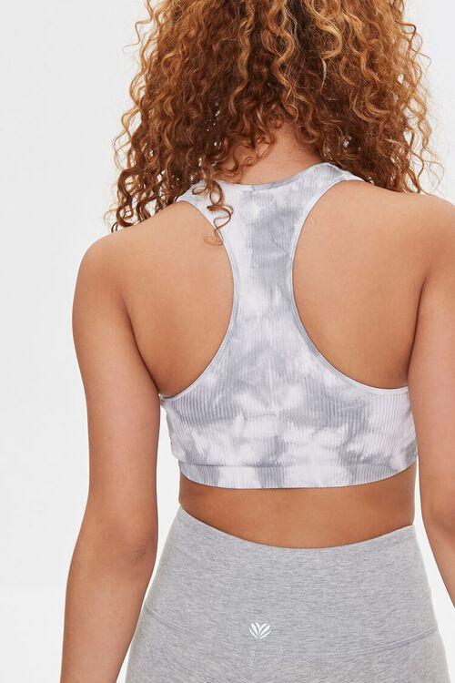 Seamless Tie-Dye Crop Top, image 3
