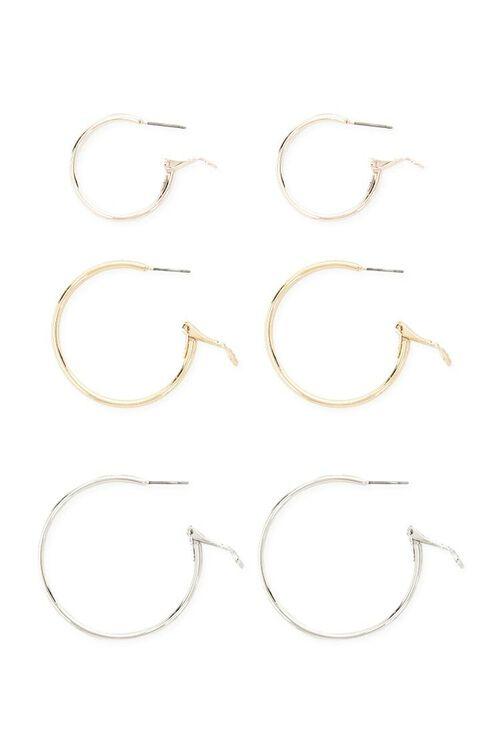 Hoop Earring Set, image 2