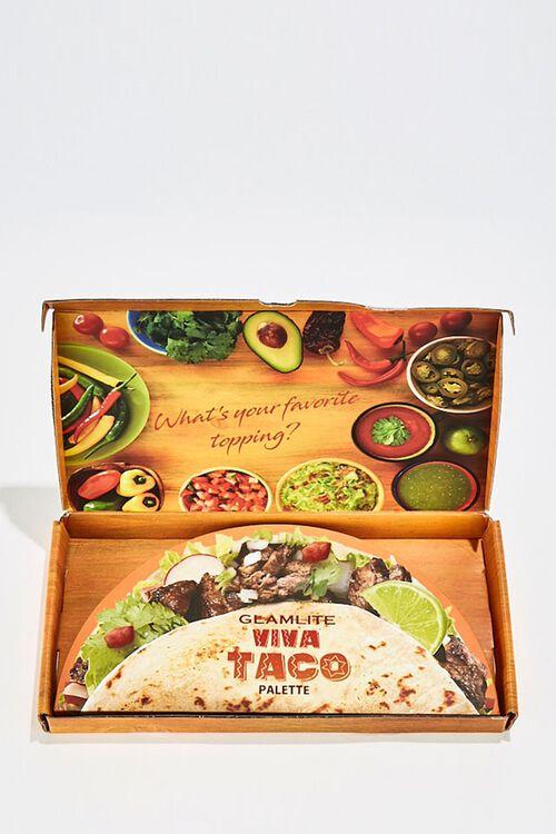 Taco Eyeshadow Palette, image 3