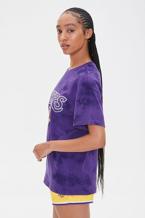 Los Angeles Lakers Tie-Dye Tee, image 2