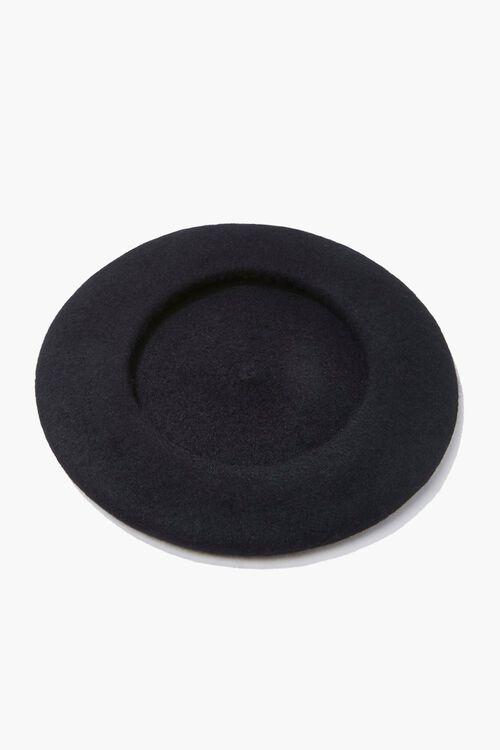 Classic Wool-Blend Beret, image 3