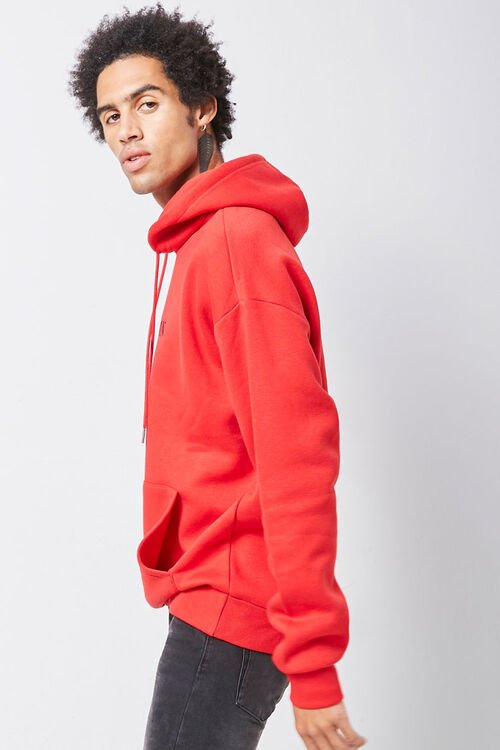 Revolution Embroidered Graphic Hoodie, image 2