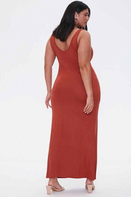 Plus Size Tank Maxi Dress, image 3