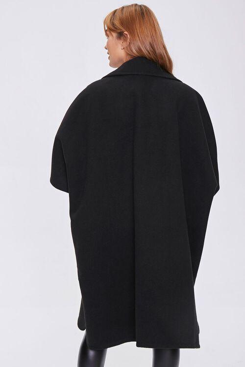 Open-Front Cocoon Coat, image 3
