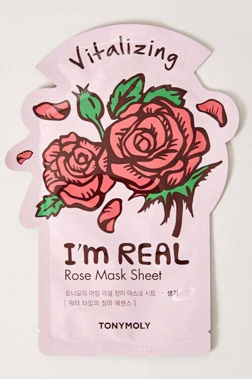 I'm Real Sheet Mask – Vitalizing , image 1