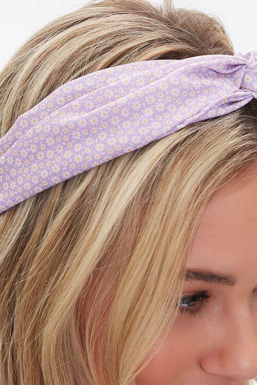 Floral Print Headwrap, image 2
