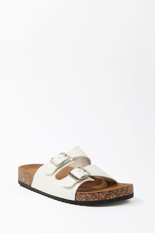Faux Leather Sandals, image 1