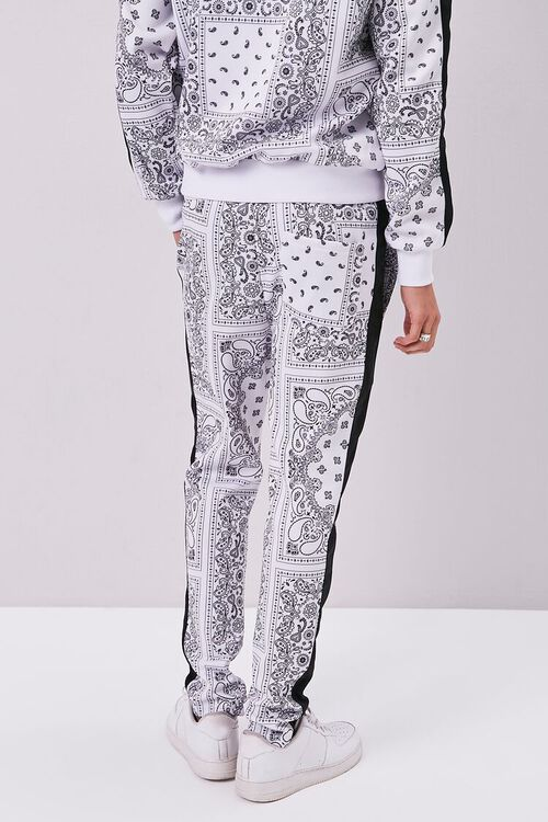 Bandana Print Drawstring Pants, image 4