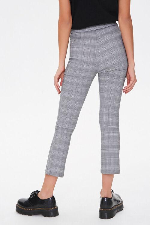 Glen Plaid High-Rise Pants, image 3
