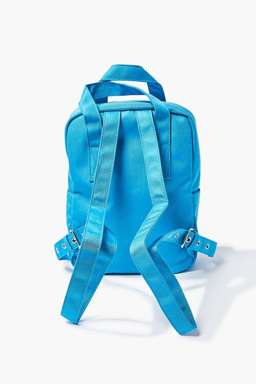 Dual-Strap Grommet Backpack, image 3