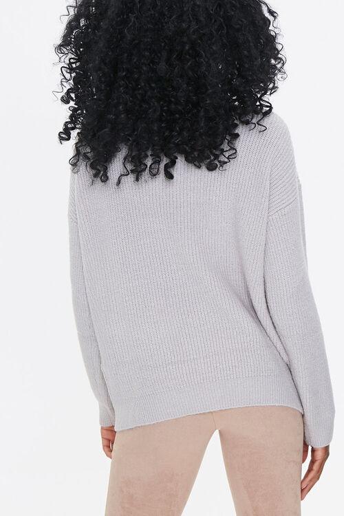 Half-Zip Pullover Sweater, image 3