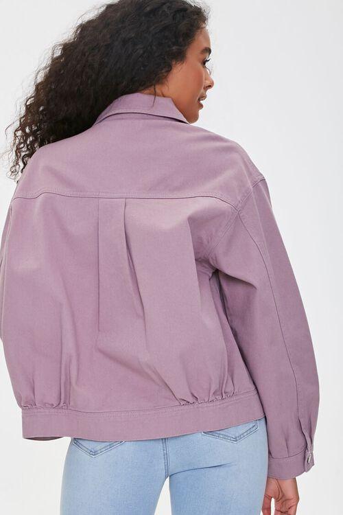 Flap-Pocket Denim Jacket, image 3