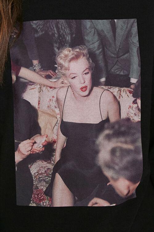 Fleece Marilyn Monroe Sweatshirt, image 5
