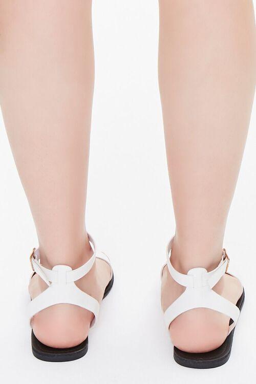 Ankle-Strap Flat Sandals, image 3