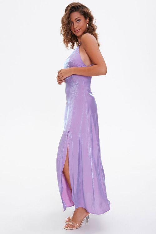 Satin Maxi Slip Dress, image 2