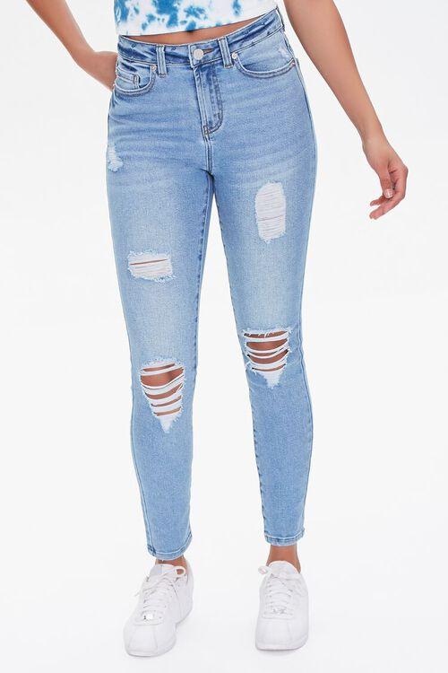 Sustainable High-Rise Jeans, image 2