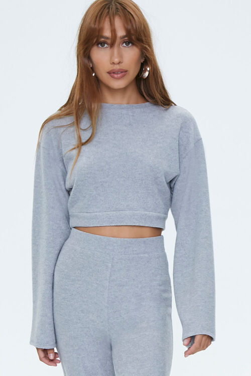 Bell Sleeve Pullover & Flare Pants Sets, image 5