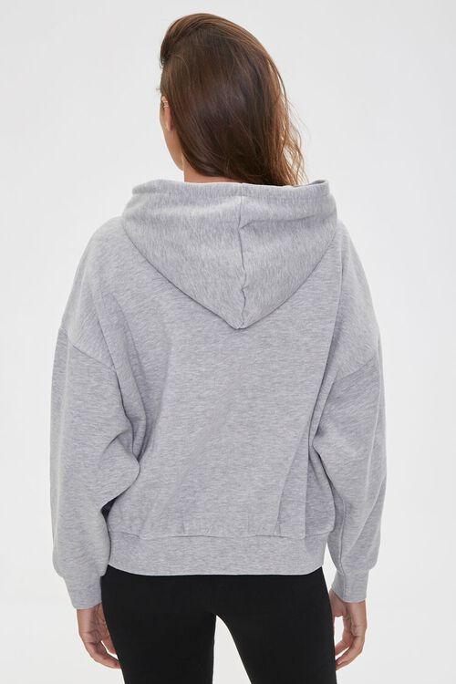 Monet Graphic Fleece Hoodie, image 3