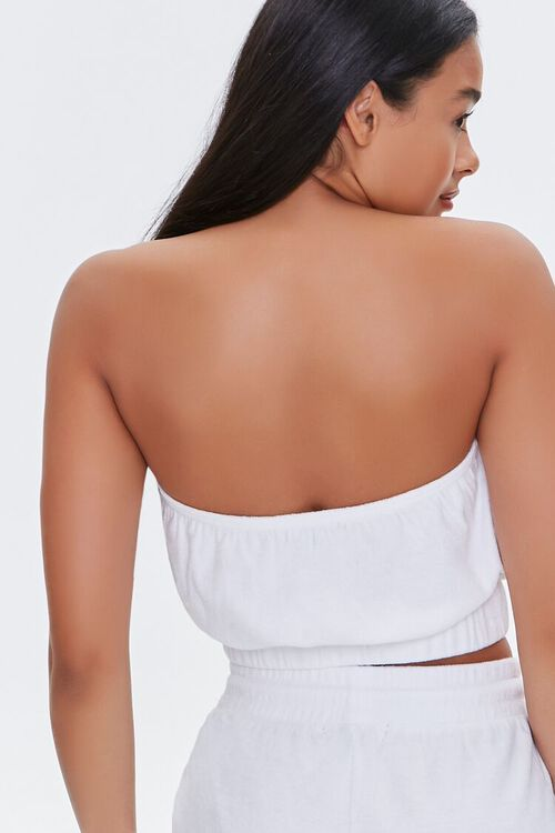 French Terry Tube Top, image 3
