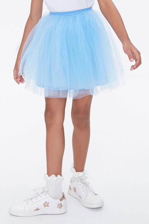 Girls Tulle Ballerina Skirt (Kids), image 2