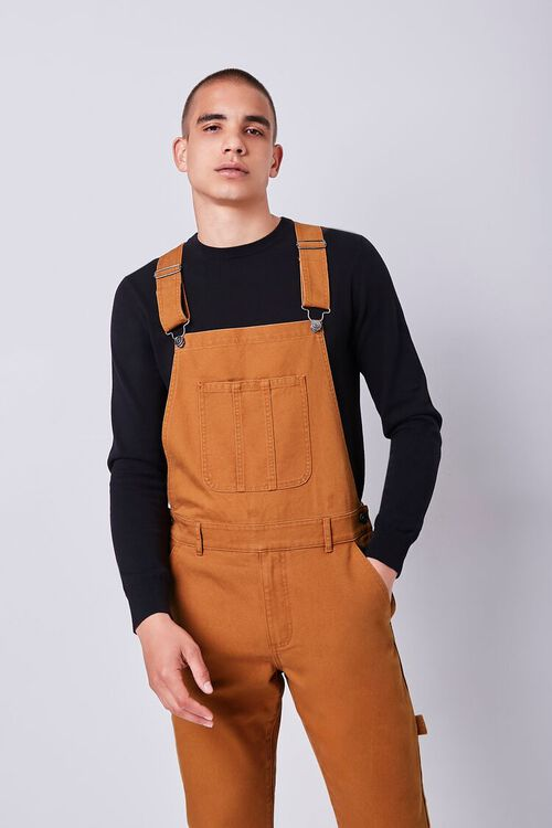 Slim-Fit Utility Overalls, image 2
