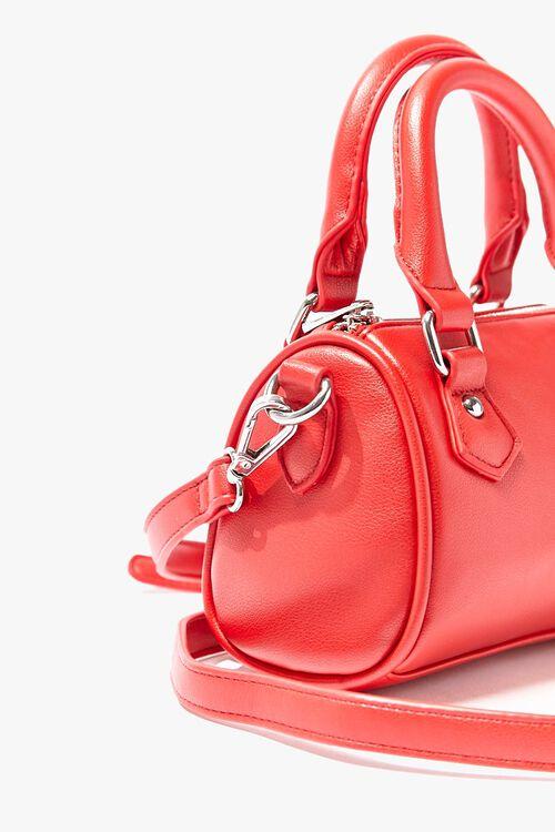 Convertible Zip-Top Crossbody Bag, image 4