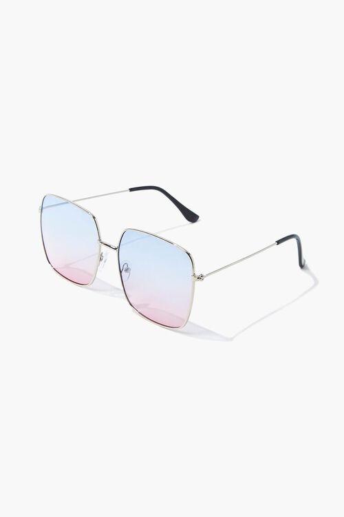 Square Metal Sunglasses, image 2