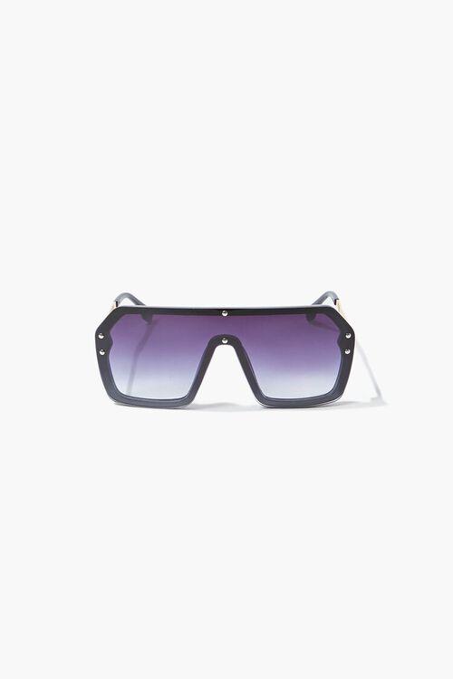 Square Shield Sunglasses, image 1