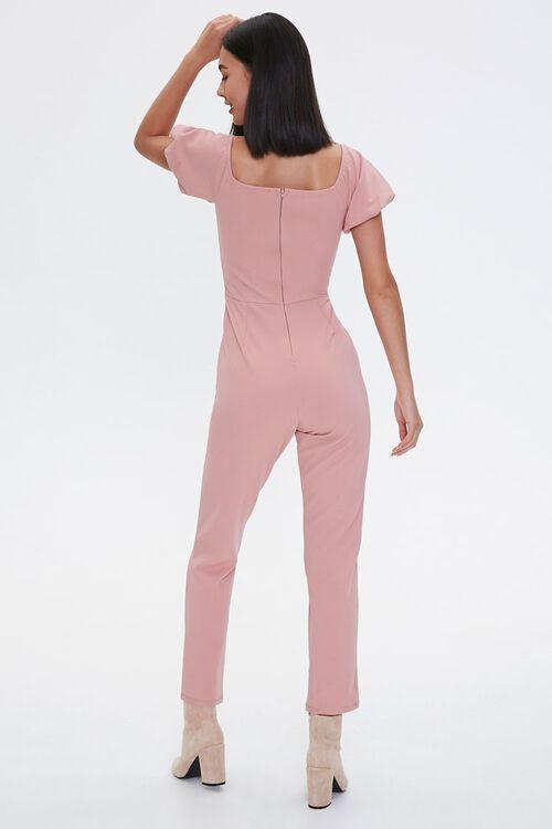 Puff-Sleeve Jumpsuit, image 3
