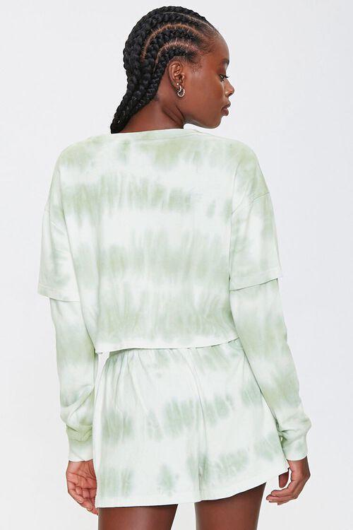 Tie-Dye Tee & Shorts Set, image 3