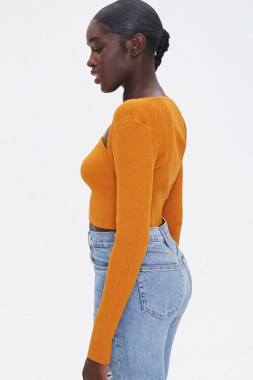 COPPER Bolero Cardigan Sweater, image 2