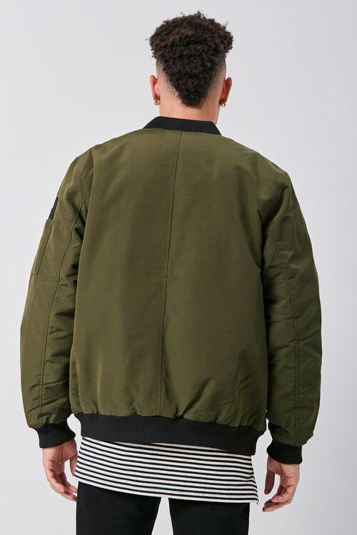 Flap-Pocket Bomber Jacket, image 3