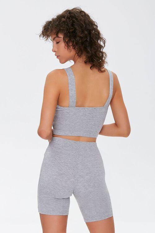 Cropped Cami & Shorts Set, image 3