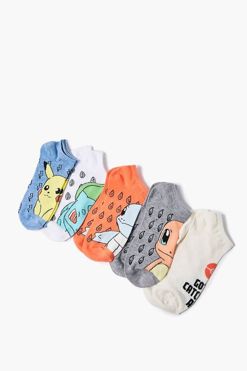 Pokemon Ankle Sock Set, image 1