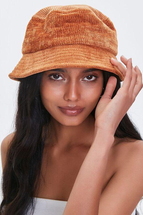CAMEL Knit Bucket Hat, image 2