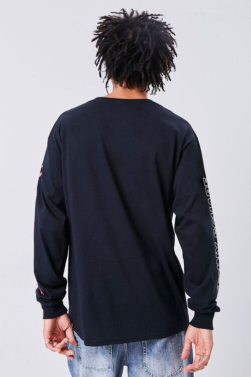 BLACK/MULTI Kenny Scharf Graphic Pullover, image 3