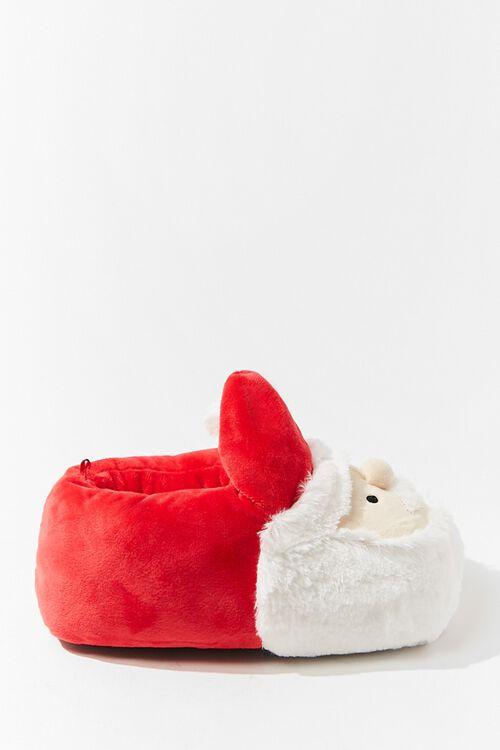 Plush Santa Slippers, image 3