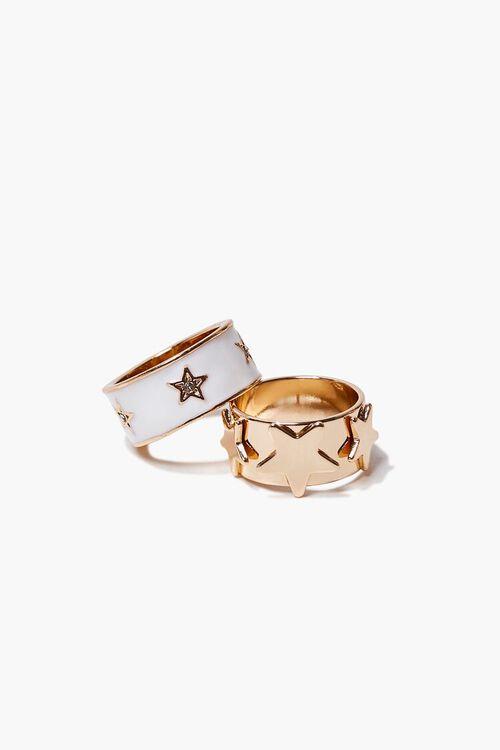Star Charm Ring Set, image 1