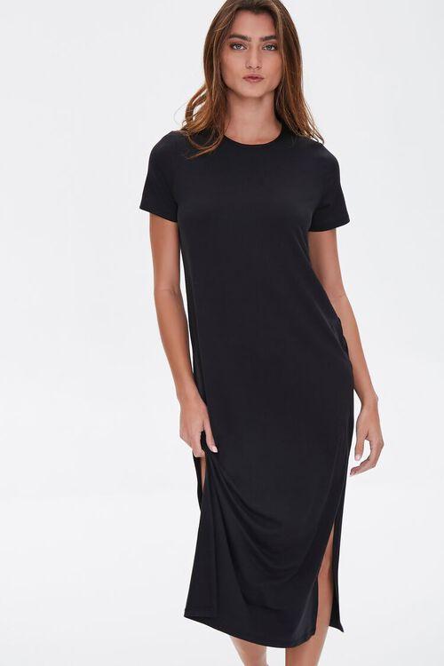 Midi T-Shirt Dress, image 1