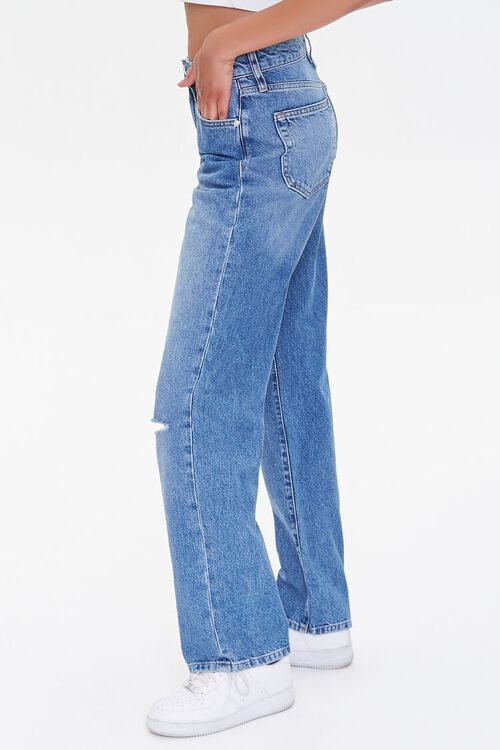 Distressed 90s-Fit Jeans, image 3